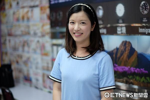 她當空姐爆痘毀容,轉地勤學彩妝遮瑕 意外成為「最美人師」(圖/記者Stanley Tung攝)