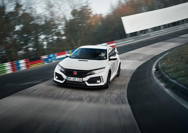 Civic Type R為何不出雙門、四門版?本田:「五門掀背就很好賣!」(圖/翻攝自Honda)
