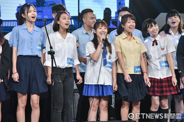 ▲▼2017高校畢業歌網路直播發佈會。(圖/記者李毓康攝)