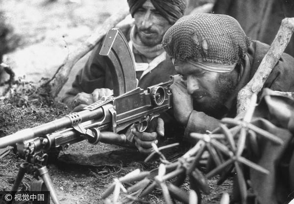 ▲中國印度戰爭。(圖/視覺中國)