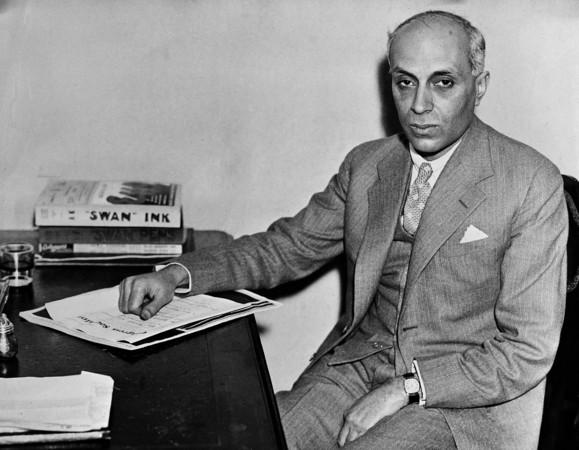 ▲印度第一任總理尼赫魯(Jawaharlal Nehru)。(圖/達志/美聯社)