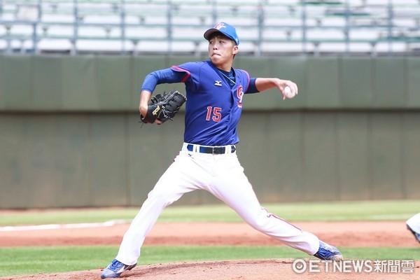 ▲▼台北世大運棒球 中華隊對法國,呂彥青。(圖/記者黃克翔攝)