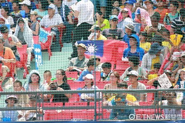 ▲2017世大運中華隊球迷。(圖/記者黃克翔攝)