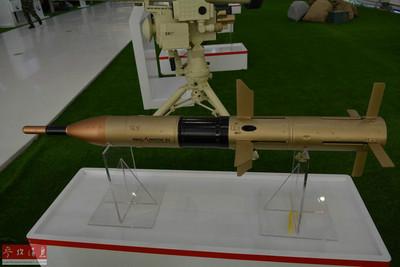 陸紅箭-9A可擊穿1.2米鋼裝甲板