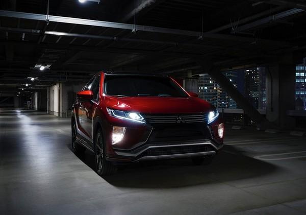 三菱全新跨界SUV「Eclipse Cross」8月底北美開賣 台灣可望年底登場(圖/翻攝自Mitsubishi)