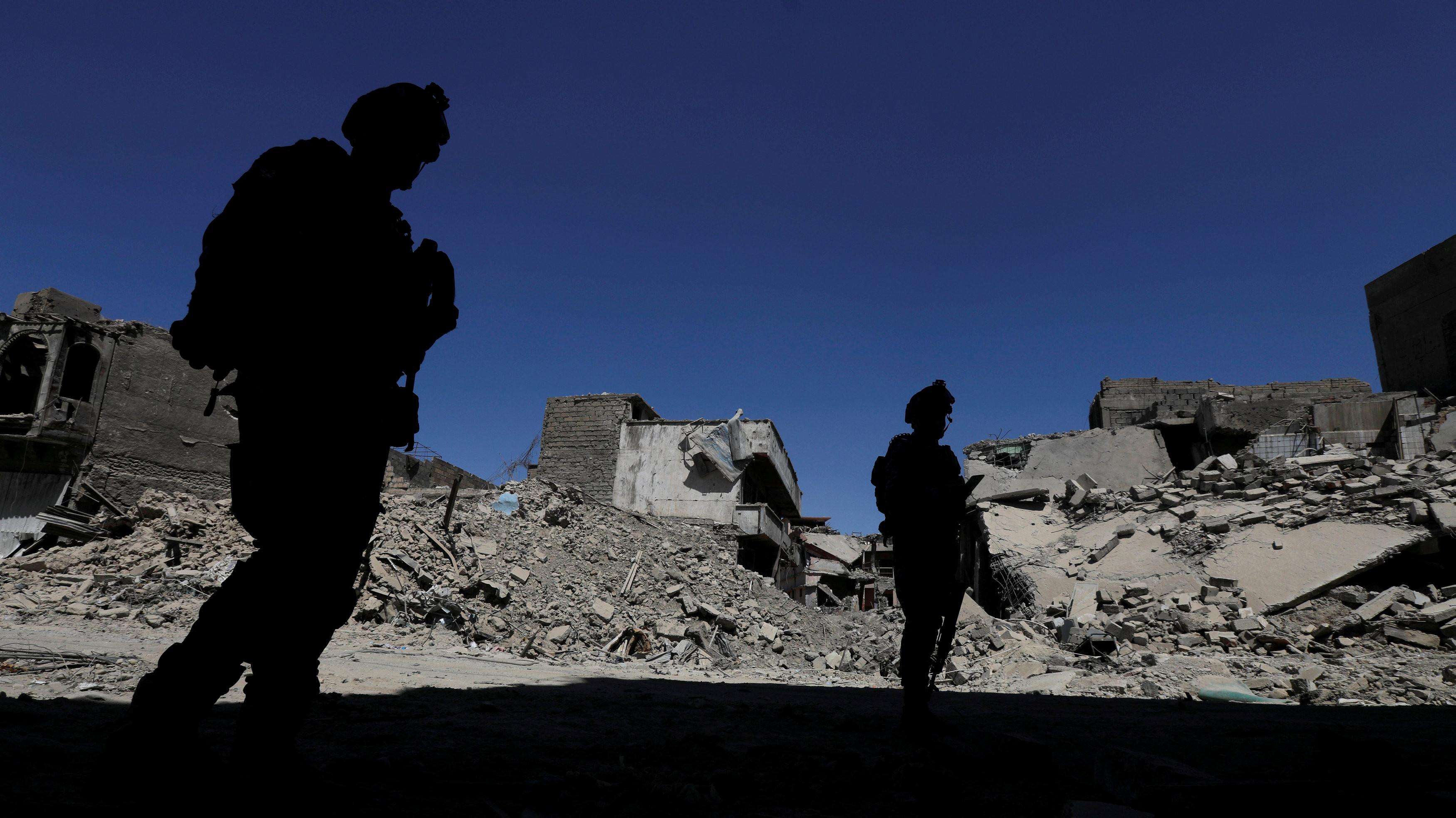 ▲摩蘇爾,Mosul,伊斯蘭國,IS,伊拉克,恐攻。(圖/路透社)