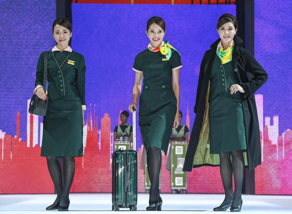 ▲長榮航空波音747退役暨第三代新制服發表會。(圖/長榮航空提供)