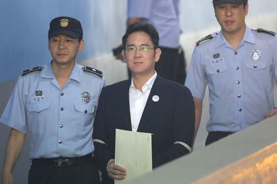三星少主李在鎔「行賄案」今二審宣判