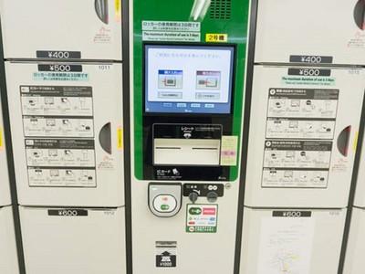 日本「百元置物櫃」行李消失!在地人透露:監視器裝飾用