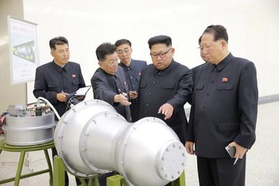 美軍認北韓有核武 影片藏玄機