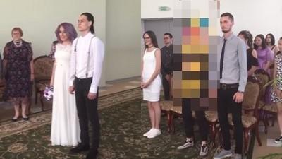發給前男友喜帖「新娘後悔到吐血」 婚禮變忍笑大挑戰