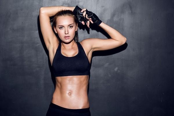 健身,鍛鍊,腹肌,運動,身材,結實,線條(圖/達志/示意圖)