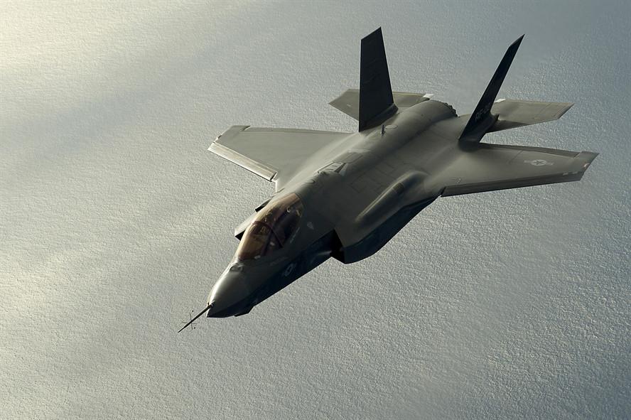 F-35,戰機,智庫,台海戰爭,轟炸機,駐日美軍