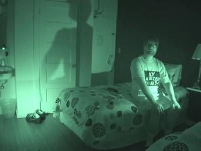 與藍可兒對話?抓鬼專家闖「死亡酒店」 錄音傳出微弱聲:救我