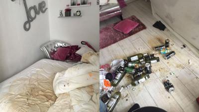 臭尿浸濕床單…巴黎女模AirBnB出租公寓 3周被住爛慘賠40萬