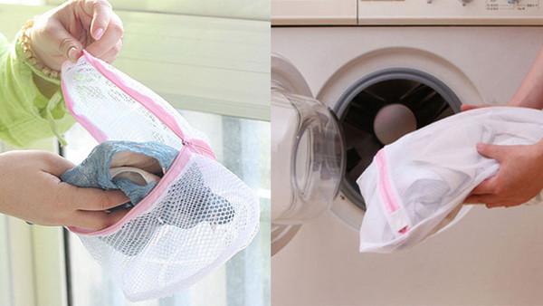 ▲用洗机洗内衣真的快又方便吗?很多洗衣动作都在默默伤害你的内衣。(图/记者汪卉芸摄)
