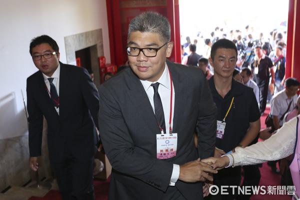 國民黨全代會-連勝文(資料照/記者黃克翔攝)