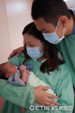 ▲孕婦車禍OHCA 馬偕緊急動員 「媽媽小孩要一起救」。(圖/馬偕醫院提供)