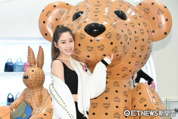 ▲▼歐陽妮妮出席《MCM旗艦店來台兩周年慶祝酒會》。(圖/記者張一中攝)