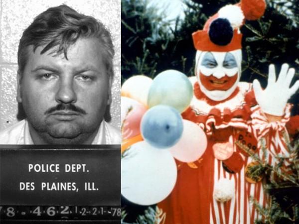 「小丑連環殺人狂」John Wayne Gacy。(圖/friDay影音提供)
