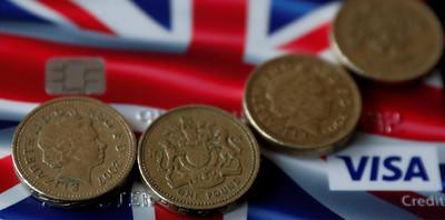 英鎊升破40元創3個月新高 換新台幣5萬蒸發近2千元