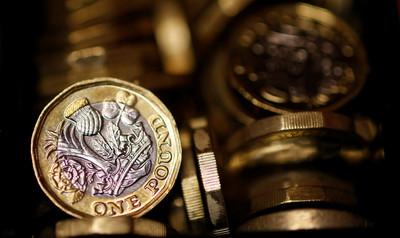 英鎊匯價創近4個月新高 換新台幣5萬損失超過2千元