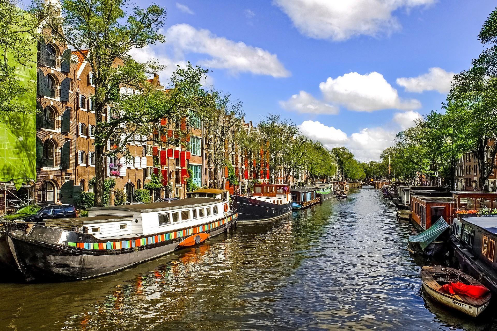 ▲▼阿姆斯特丹。(圖/翻攝自pixabay)