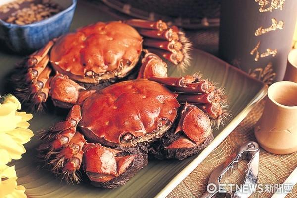 我的關鍵詞 秋天吃蟹 新北望月樓一次讓你吃到大閘蟹與萬里蟹 秋天,吃蟹,一次 生活 d2792291