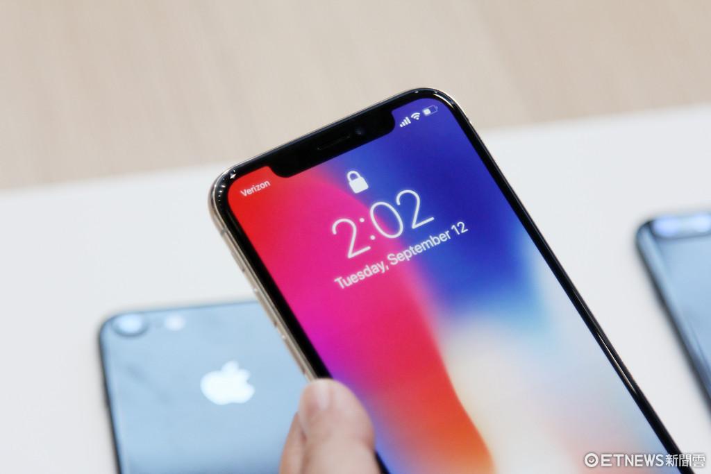 ▲iPhone X 動手玩:現場見證蘋果十年磨一劍的手機十大進化 。(圖/記者洪聖壹攝)