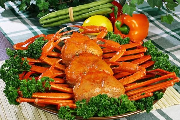 ▲螃蟹示意圖。(圖/翻攝自Pixabay)