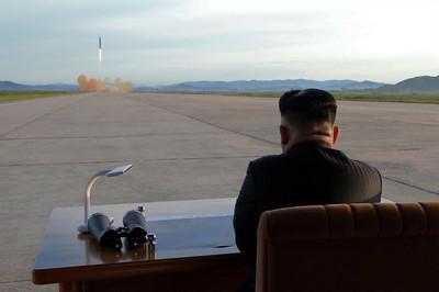 衛星影像洩密:北韓新建長程飛彈基地