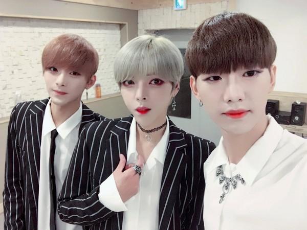 ▲南韓新男團New-Ace準備出道。(圖/翻攝自New-Ace推特)