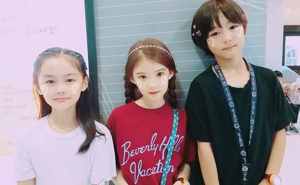 ▲▼《哈囉北鼻》3萌娃,Lauren、Leo、達英。(圖/翻攝自Laurem臉書粉絲專頁)