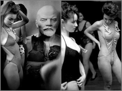 鐵幕下的胸與腿!第一屆蘇聯小姐讓你見識「共產美」