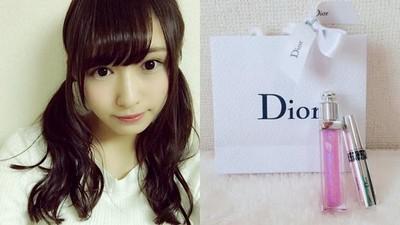 日本妹推特放閃「他送我睫毛膏」 圖片亮點讓鄉民崩潰:是靈異照