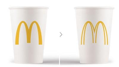 有比較好?設計師推「環保Logo」可年省百萬 網譏:別傻惹