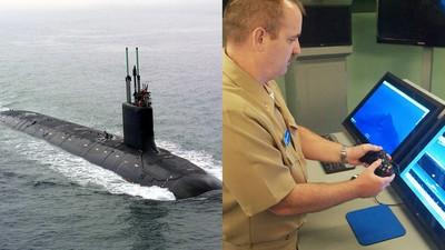 114萬控制桿太難用!美軍核潛艦改用「Xbox手把」…水手馬上變神