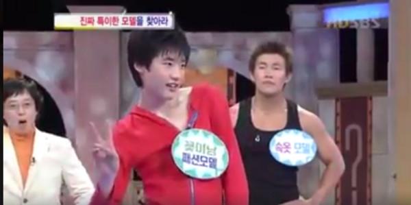 ▲李鍾碩早年在節目上熱舞影片。(圖/翻攝自網路)