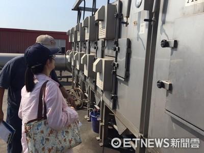 桃園環保局加強控管58工廠污染源