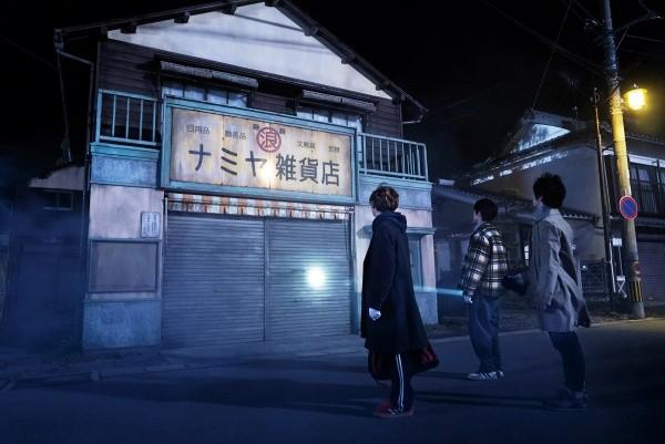 ▲山田涼介在《解憂雜貨店》中演技爆發。(圖/翻攝自網路)