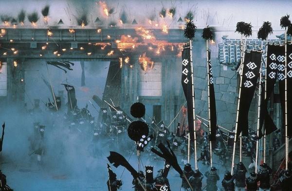▲黑澤明影史經典《亂》重返台灣大銀幕。(圖/傳影互動提供)