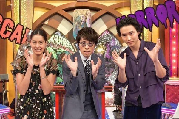 ▲田村淳是日本綜藝天王,主持《男女糾察隊》爆紅台日。(圖/翻攝自推特)