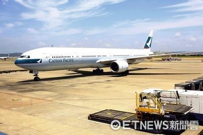 18分鐘就1班!全球最忙航線「台北到香港」 國泰航空奪市佔王