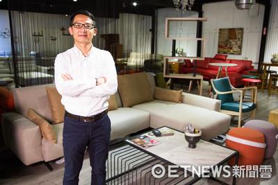 網路賣傢俱年營收破億 平價時尚取勝