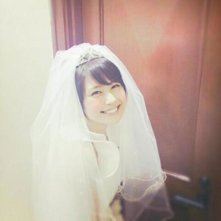 ▲有村架純婚紗照。(圖/翻攝自日網、推特)