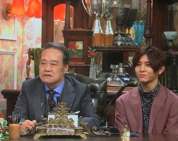▲西田敏行在寫了一封驚喜信給山田涼介,讓他大爆淚。(圖/翻攝自網路)