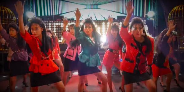 ▲▼大阪府立登美丘高中熱舞社MV。(圖/翻攝自YouTube/アカネキカク)