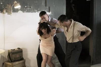 日本女間諜被逮後寧死不招,情報頭子拿出一套刑具…腿軟招供