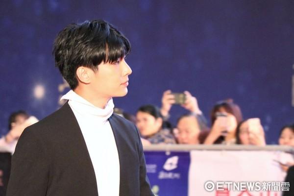 ▲炎亞綸出席《2017杭州第五屆十大華語電影表彰典禮》。(圖/華研提供)