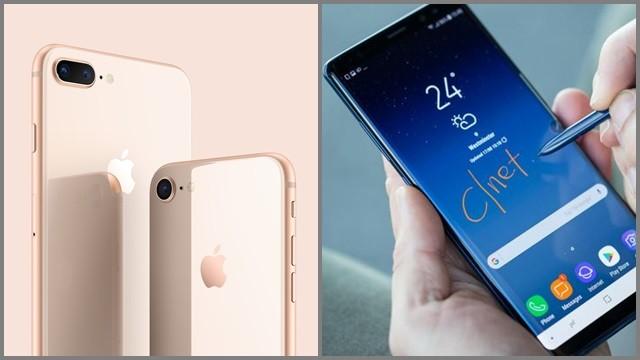iPhone 8相機被Note 8屌虐?攝影師實測結果:三星完勝